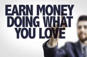 Earn money doing what you love make money with your blog